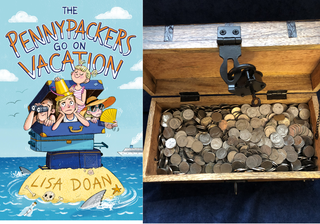 enter to win a treasure chest of 2000 nickels!